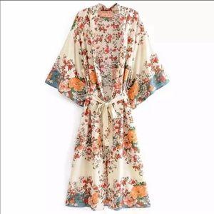 !Restocked! Blooming Boho Gypsy Kimono